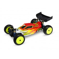 JC0233 - JConcepts Illuzion - Durango DEX410 - Clear Finnisher body