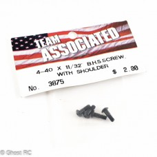 "AE3875 Team Associated B4 4-40 x 11/32"" Button Head Hex Screw ASC3875"