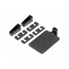 HB-112754 HB D216 Servo & Receiver Mount Set