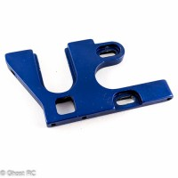 JC1115 JConcepts BJ4 Worlds Edition Aluminium Center Motor Mount