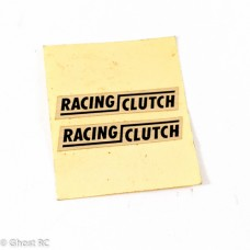 Kyosho Option House Racing Clutch Decals