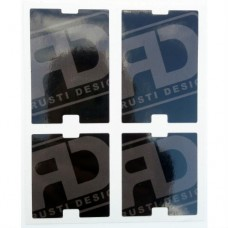 Rusti Design B6 / B6D Sensor Wire Hiding Sticker AR00186