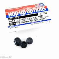Tamiya 53576 TRF Damper Oil Seal (4 pcs) OP-576