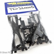 TD320005 Team Durango DEX410 Lipo Battery Holder Set