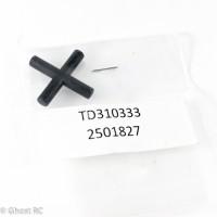 TD310333 Team Durango DEX410 Moulded Diff Cross Shaft