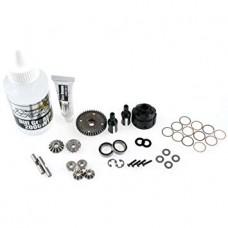 TD210001 Team Durango DEX410 Gear Differential Gear Diff (Complete Set - unbuilt)