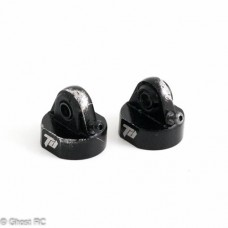 TD230034 Team Durango DEX410 Big Bore Shock Caps Black (2)
