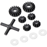 TD310373 Team Durango Diff Gear & Shaft Set