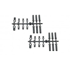 TD330001 Team Durango Plastic Ball Joint Set 26pcs