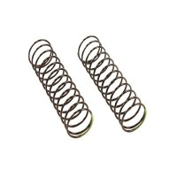 TD330152 Team Durango DEX410 Big Bore Shock Springs 65mm LIGHT GREEN (29gr/mm)