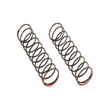 TD330153 Team Durango DEX410 Big Bore Shock Springs 65mm LIGHT RED (35gr/mm)