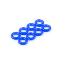 TD330611 Team Durango Silicone O-Ring P-4 (4x2mm 8pcs) S30 Blue