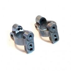 TD330016 & TD330019 Team Durango DEX410 17 Degree Aluminium Caster Blocks Pair (L & R)