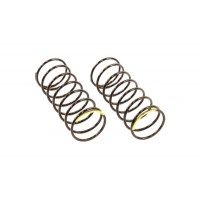 TD330279 Team Durango DEX410 Big Bore Shock Springs 45mm YELLOW (72gf/mm)