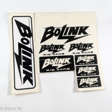 Bolink Decal Sheet - Vintage