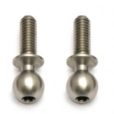 AE91048 Team Associated B6 B6D Heavy-duty Ballstuds, 8mm (2)