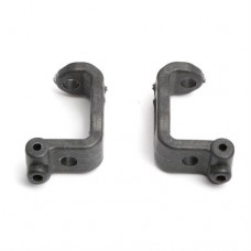 AE3869 Team Associated TC3 Graphite Front Block Carriers 0 Deg