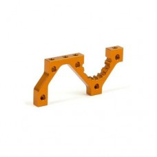303022-O Xray T3 Alu Rear Lower Suspension Adjustable Bulkhead - Orange