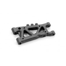Xray 303169 Rear Suspension Arm - Graphite - 1 Hole